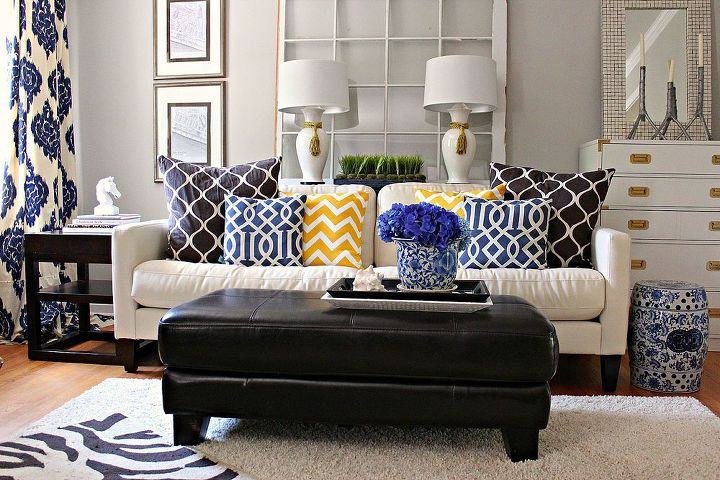 mixing patterns, home decor