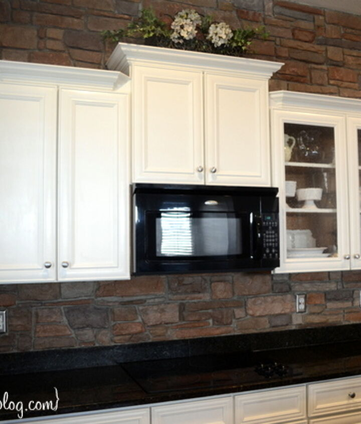 painting kitchen cabinets white, home decor, kitchen cabinets, kitchen design, painting