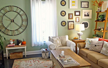 my home before and after, home decor, living room ideas, LIVING ROOM AFTER