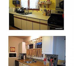 Kitchen Update, Home Decor, Kitchen Backsplash, Kitchen Design, Before And  After Of