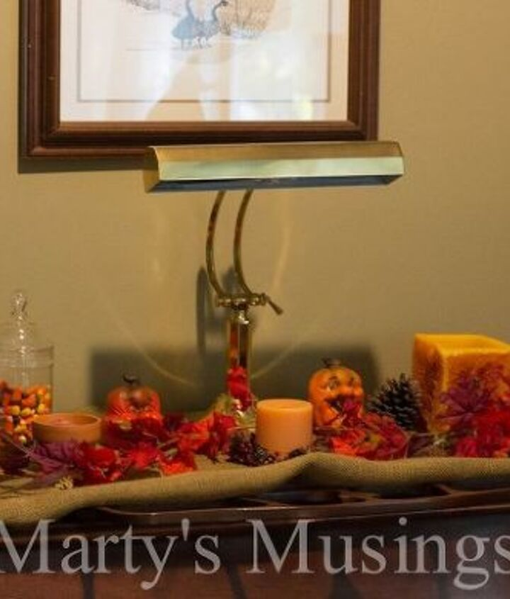 Picture of piano (pretended it was my mantel!)