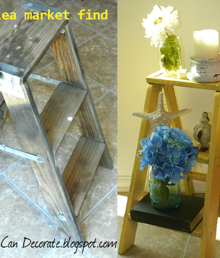 Before & After...  Easy peasy upscale makeover...