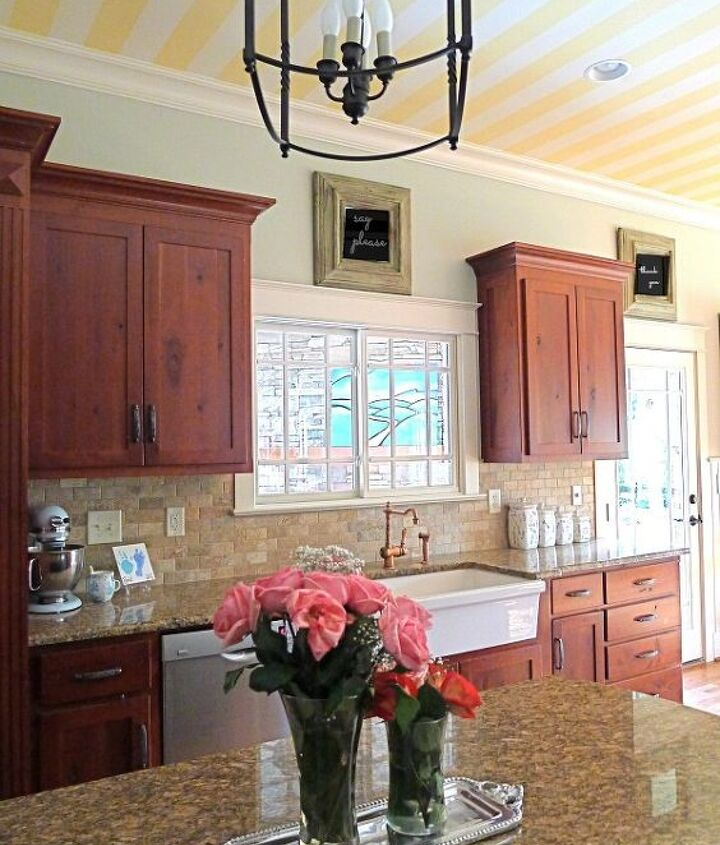 updated kitchen without painting cabinets, home decor, kitchen cabinets, kitchen design