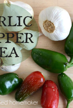 garlic pepper tea a natural pesticide, gardening, A safe and easy way to get rid of garden pests