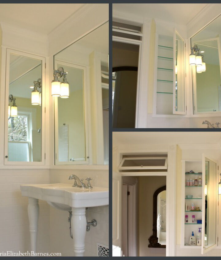 vintage inspired diy bath remodel before and after, bathroom ideas, diy, home decor, home improvement