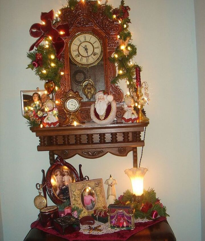 One of many clocks in our collection.