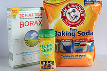homemade dishwasher detergent for spot free dishes, cleaning tips, homesteading, All you need to make homemade dishwasher detergent