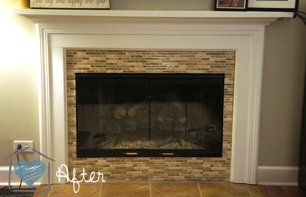 Easy diy tiling with smart tiles hometalk easy tiling with smart tiles diy fireplaces mantels home decor living room solutioingenieria Image collections
