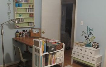 My Thrifted Craft Room