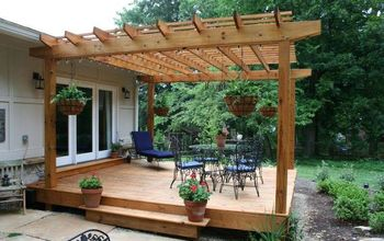 I am looking for someone to build me a pergola