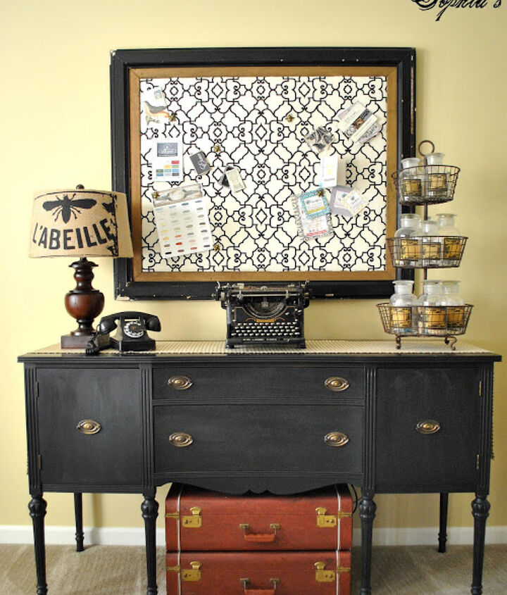 craft room office makeover, craft rooms, home decor, home office