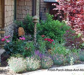 Landscaping Around Your Porch, Curb Appeal, Flowers, Landscape, The Corner  Of A