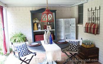 Outdoor Room - Patio Ideas