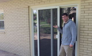 sliding screen doors remove clean and tune in under 10 minutes, cleaning tips, doors