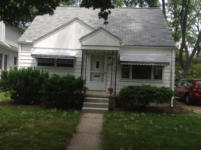 royal oak bungalow respray, curb appeal, painting