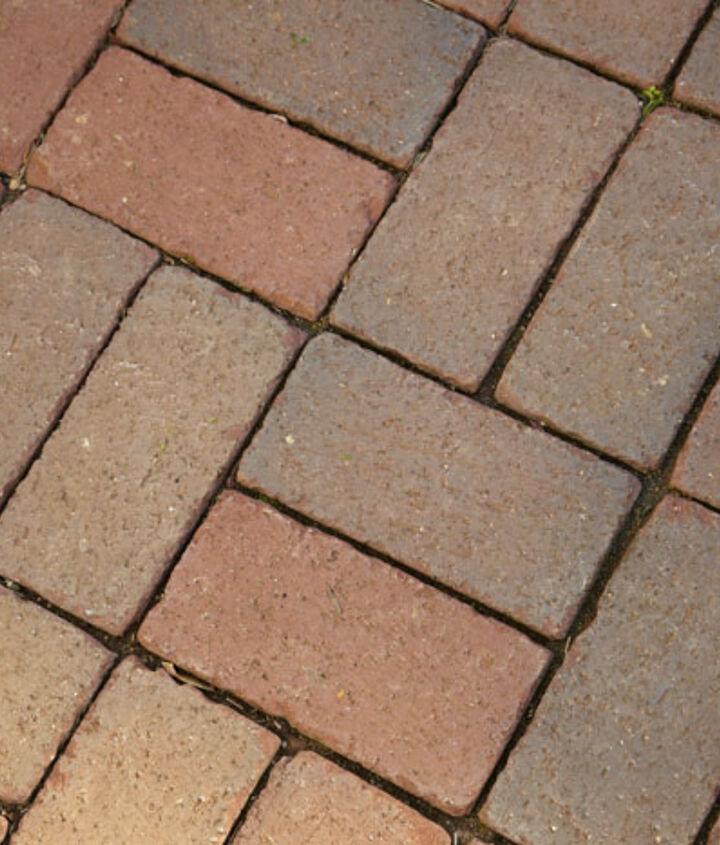 Clean, beautiful brick.
