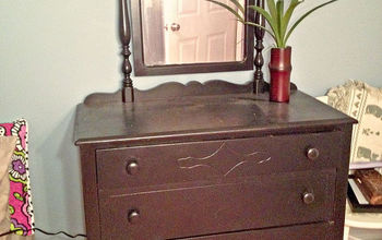 it s all about the detail, painted furniture, Before