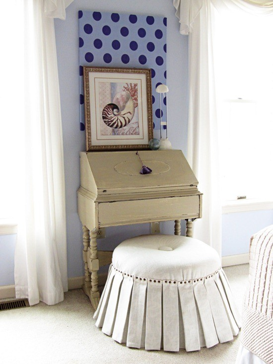ottoman how to make build and upholster and ottoman, crafts, painted furniture