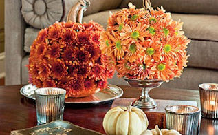 fall decorating, seasonal holiday d cor, Fall decorating ideas