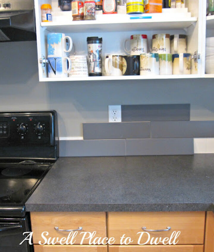 q kitchen tile dilemma i need opinions please, home decor, kitchen backsplash, tiling