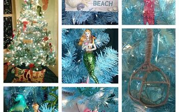 Coastal Christmas Trees & Beach Christmas Trees -Reader Submissions