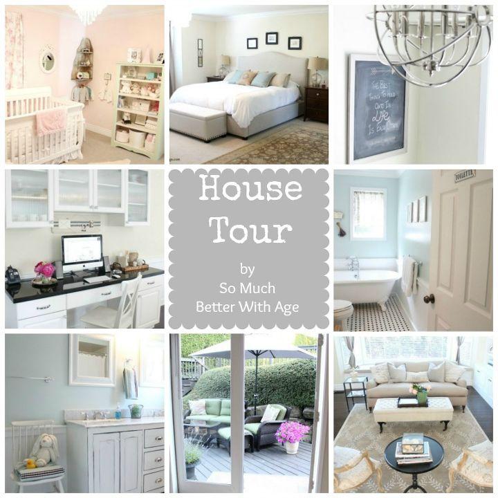 house tour, home decor