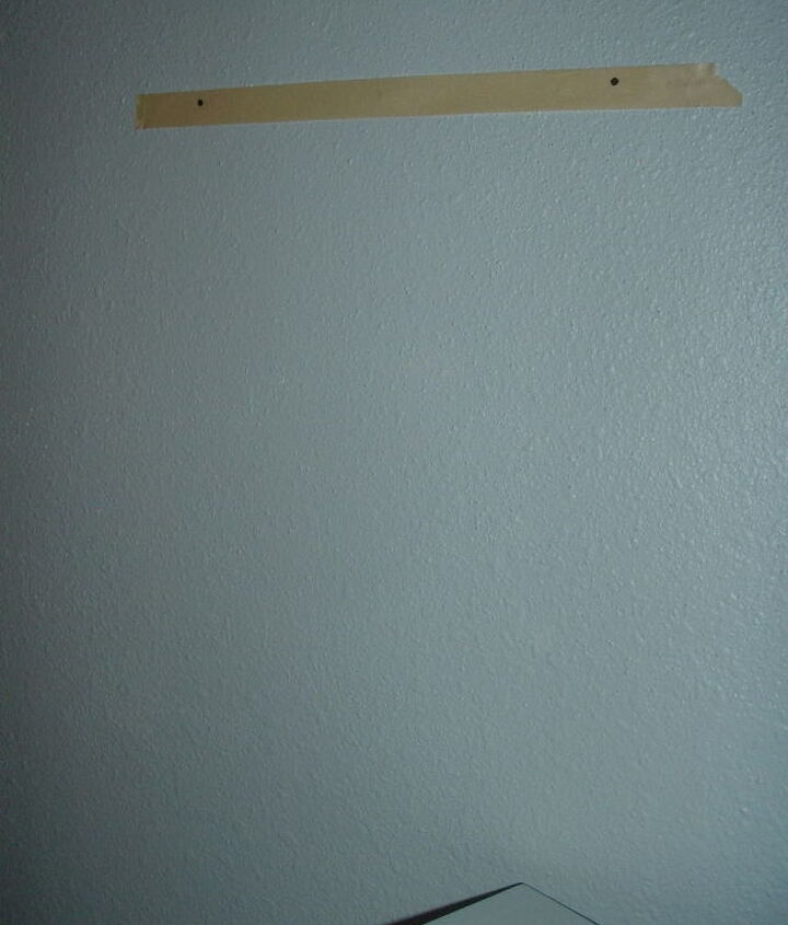 quick and easy way to hang pictures