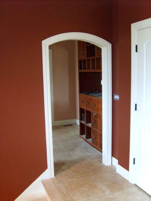 arched top pocket door, doors, home decor