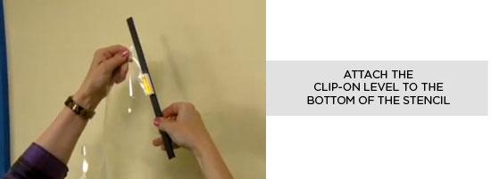 Attach Clip-On Level