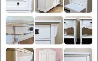 popular antique white paint colors, chalk paint, painted furniture