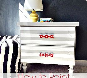 Charmant How To Spray Paint Laminate Furniture, Painted Furniture, Painting Laminate  Furniture Is Easier Than