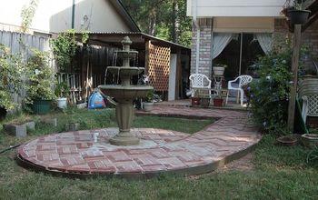 Backyard Fix Up - Messy Corners
