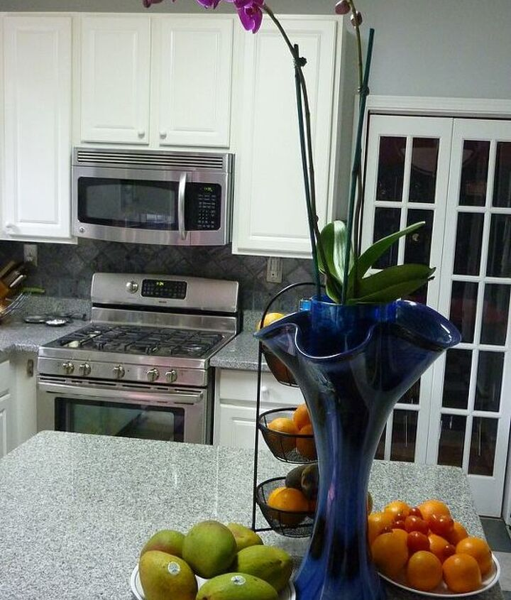 Orchid in the Kitchen
