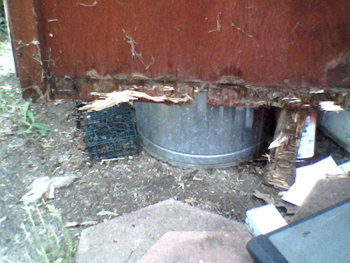 Refurbishing An Old Shed Using A Variety Of Low Or No