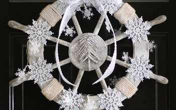 Nautical Christmas Wreath