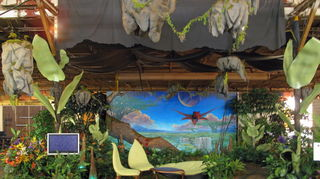 , Last year I did Avatar This was our exhibit