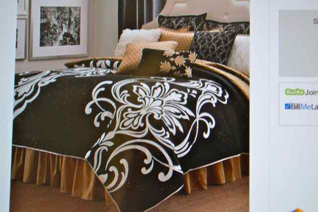q how will red accent pieces look with this comforter set, bedroom ideas, home decor