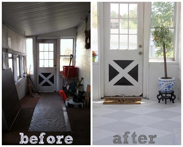Painted Concrete Floor | Hometalk