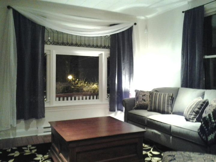 After # 3 (Furnishings no art or finishing touches)