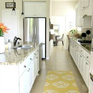 home tour this is happiness blog, bedroom ideas, home decor, kitchen design, living room ideas