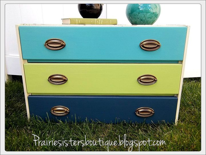 Fun And Funky Repurposed Dressers In Fabric Hometalk - Funky filing cabinets
