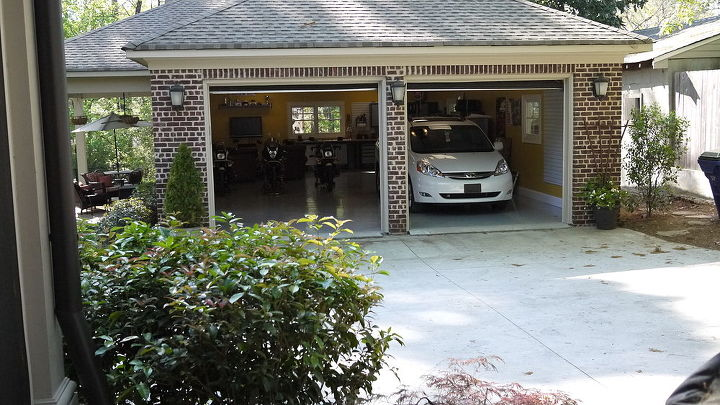 custom garage makeover, entertainment rec rooms, garages, home improvement