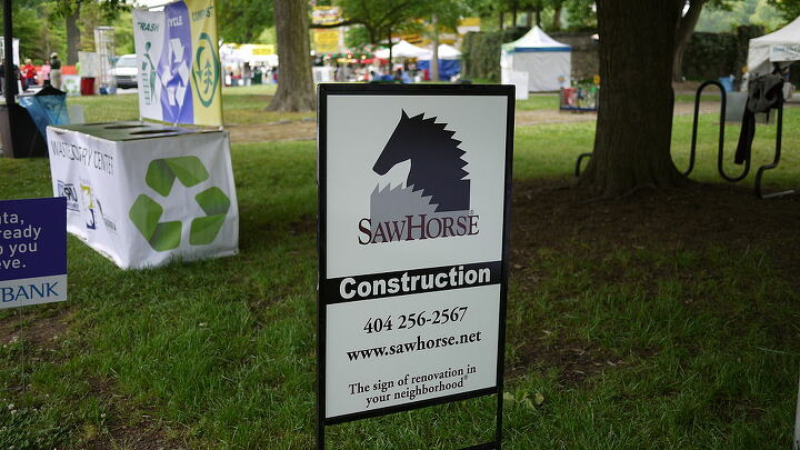 looking for something to do this weekend come up sawhorse for earth day at the 2012, go green