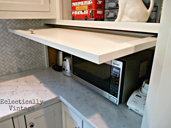 A Great Idea For Appliance Garage Hometalk