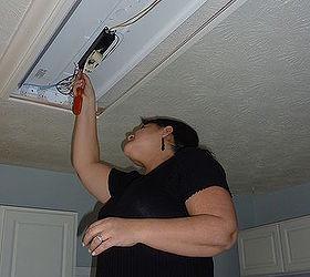 i love diy new ballast in my kitchen light 20 00 vs a whole new light & I LOVE DIY. new Ballast in my kitchen light $20.00 VS. a whole new ... azcodes.com