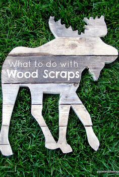what to do with all those scraps, crafts, repurposing upcycling, woodworking projects