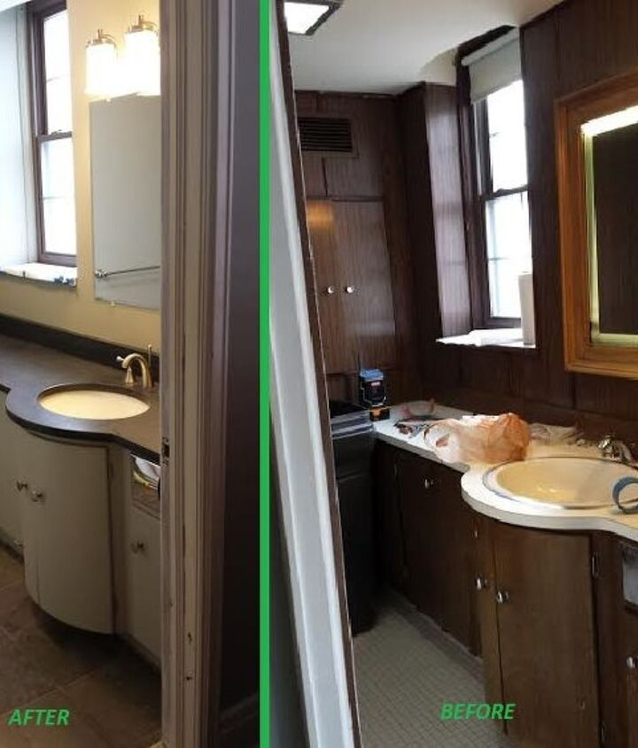 master bath remodel in palmer park, bathroom ideas, painting, remodeling