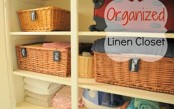 great linen closet organizing tips, closet, organizing