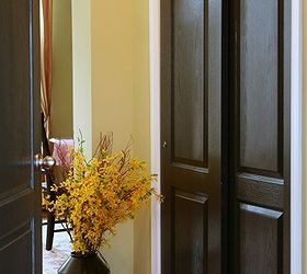 Painting Interior Doors Black, Doors, ...