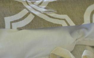 easily secure your duvet inside the duvet cover, crafts, reupholster